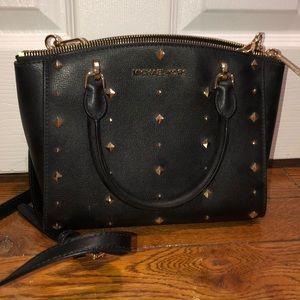 Black Michael Kors Mini Bag